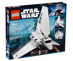 LEGO 10212 Star Wars Imperial Shuttle