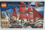 LEGO 4195 Pirates of the Caribbean Queen Anne`s Revenge / RARITÄT