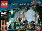 LEGO 4192 Pirates of the Caribbean Aqua de Vida  Sammler Rarität