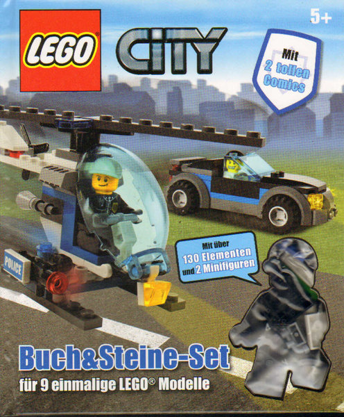 lego city buch steine set erasmus toys. Black Bedroom Furniture Sets. Home Design Ideas
