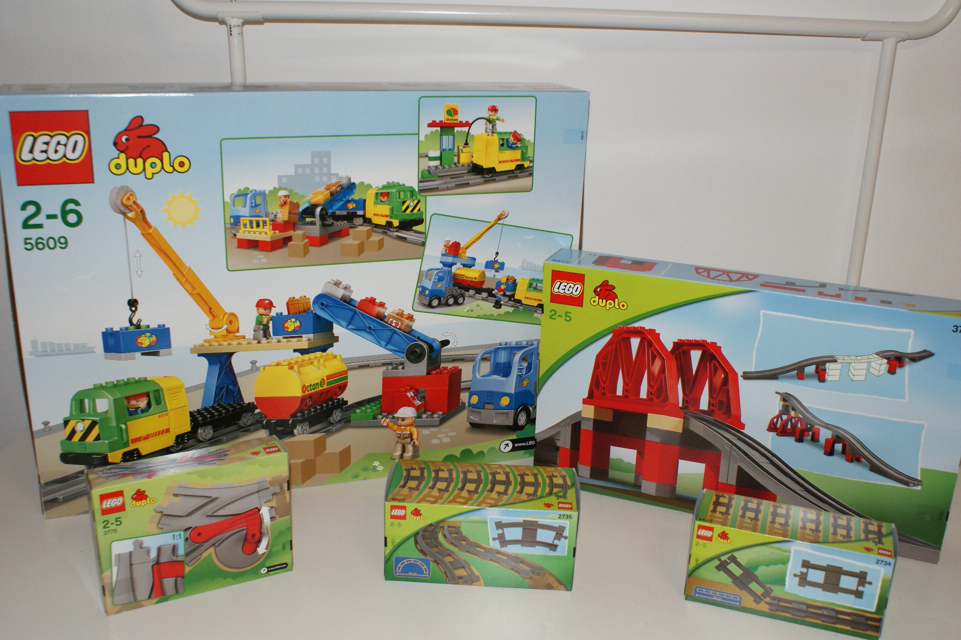 mega bloks train set instructions