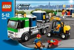 LEGO 4206 City Recycling-Truck / Rarität