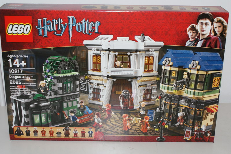 LEGO 10217 Harry Potter Winkelgasse
