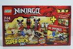 LEGO 66383 Ninjago Super Pack 3in1 2519 + 2259 + 2258