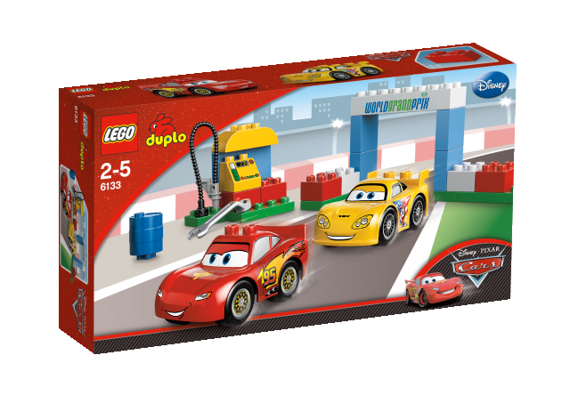 Lego Duplo Cars Race Day