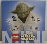 LEGO Star Wars Yoda Mini Sets Pappaufsteller
