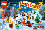 LEGO 4428 City Adventskalender 2012  RARITÄT