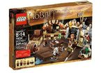 LEGO 79004 The Hobbit Barrel Escape
