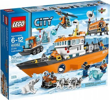 LEGO 60062 City Arktis Eisbrecher