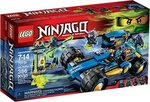 LEGO 70731 Ninjago Jay Walker One