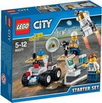 LEGO 60077 City Weltraum Starter - Set