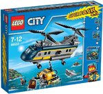 LEGO 66522 City Tiefsee Superpack 4in1 : 60090 60091 60092 60093