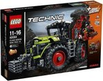 LEGO 42054 Technic 2 in 1  Claas Xerion 5000 TRAC VC / mit Pflug