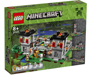 LEGO 21127 Minecraft The Fortress RARITÄT