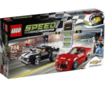 LEGO 75874 Speed Champions Chevrolet Camaro Drag Race