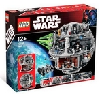 LEGO 10188 Star Wars Todesstern / Death Star , von 2008