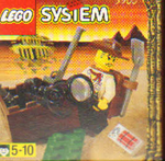 LEGO 5900 System Johnny Thunder