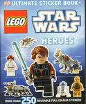 LEGO Star Wars Heroes - Ultimate Sticker Book  Englisch