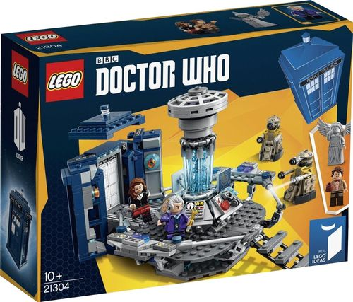 LEGO 21304 Ideas Dr Who