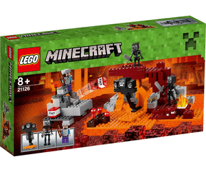 LEGO 21126 Minecraft Der Wither RARITÄT