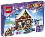 LEGO 41323 Friends Chalet im Wintersportort