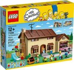 Lego 71006 The Simpsons - Haus