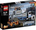 LEGO 42062 Technic Container Transporter