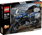 LEGO 42063 Technic BMW R 1200 GS Adventure Rarität