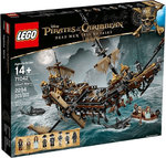 Lego 71042 Pirates of the Caribbean - Silent Mary