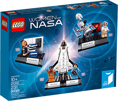 LEGO 21312 Ideas Die NASA-Frauen