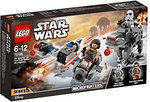 LEGO 75195 Star Wars Ski Speeder vs First Order Walker Microfighters