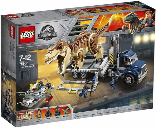 LEGO 75933 Jurassic World T.Rex Transport