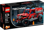 LEGO 42075 Technic 2in1 First Responder / Fire Racer