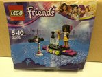 Lego 30205 Friends Popstar Roter Teppich