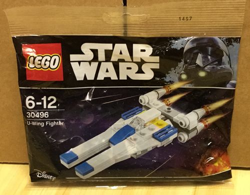 Lego 30496 Star Wars U-Wing Fighter