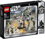 LEGO 75261 Star Wars Clone Scout Walker 20 J. Edition Rarität