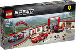 LEGO 75889 Speed Champions Ferrari Ultimative Garage