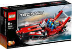 LEGO 42089 Technic 2 in 1 Rennboot